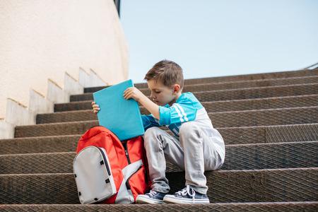 ほとんどの学生が授業の準備