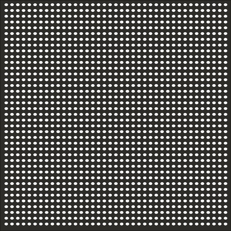 Vector seamless mask, for dressing of the images, consisting of alternating apertures