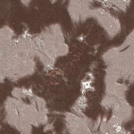 solidified: Decorative pattern solidified magma Stock Photo
