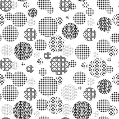 substrate: Textura sin fisuras patr�n sustrato sin antecedentes en forma de azulejos cuadrados; Vectores