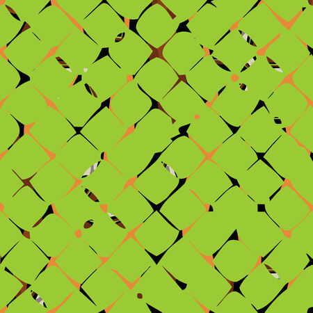 italic: Seamless pattern patterned in the form of square tiles