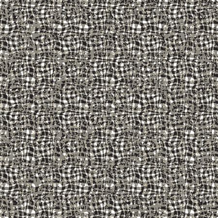 patterned: Patterned creative texture in a square frame