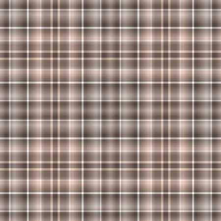 Seamless brown-white checkered pattern. Vector, eps 10