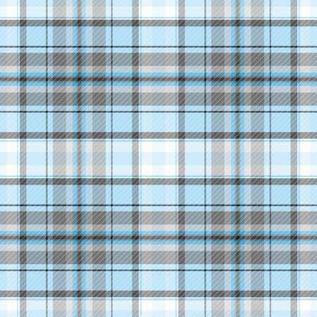 Seamless gray-blue-white checkered pattern with diagonal lines.