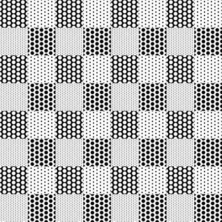 Creative patterned texture in the form of a square tile