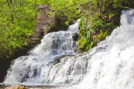 waterfall photo