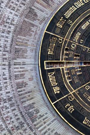 時計のダイヤルは、時間の経過を象徴します。