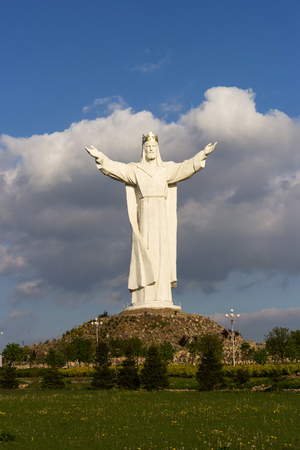 Statue of Christ the King photo