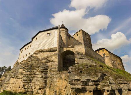 stoney: The Kost Castle, Czech Republic