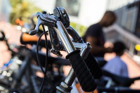 Bike rental in Barcelona, Spain