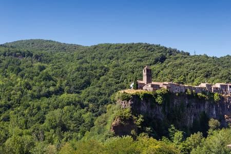 Castellfollit デ ラ ロカ、スペイン