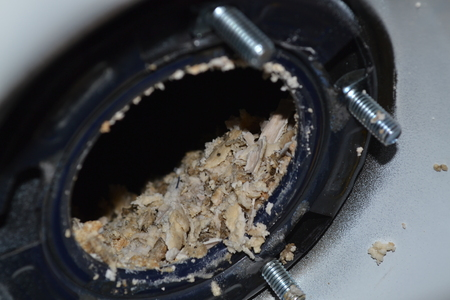 Scale in the electric water heater - disassemble, clean, repair