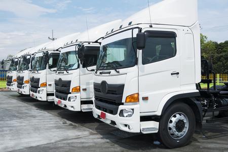 New truck fleet