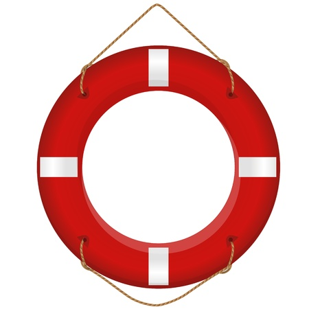 life saver: lifebuoy