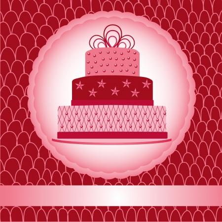 Happy birthday card Stock Vector - 15761674
