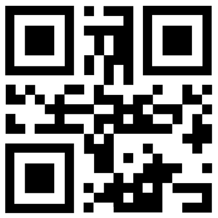 Black qr code says HOT PRICE