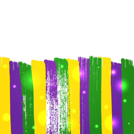 Grunge mardi gras background Illustration
