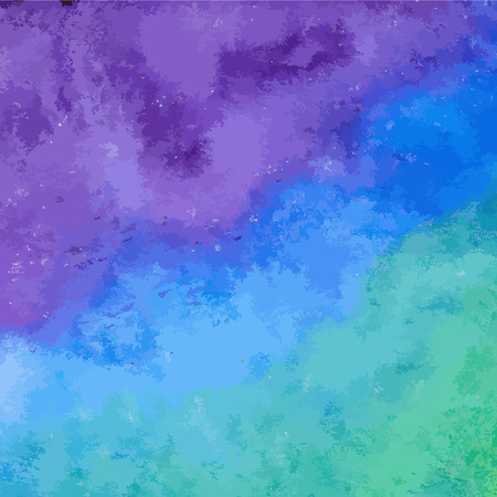 Blue watercolor vector background 일러스트