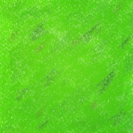 Green chalk pastels background Illustration