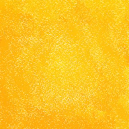 chalk texture: Orange chalk pastels background Illustration