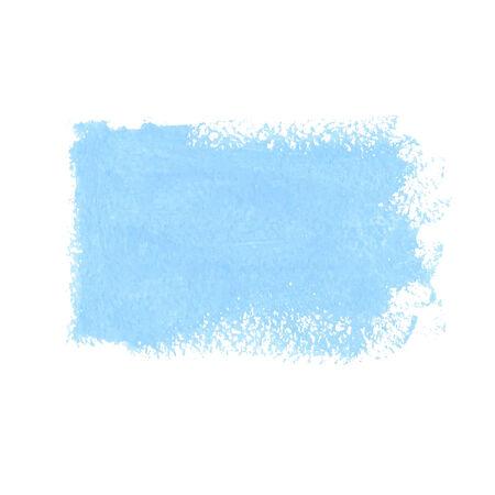 Blue acrylic Banner Vector