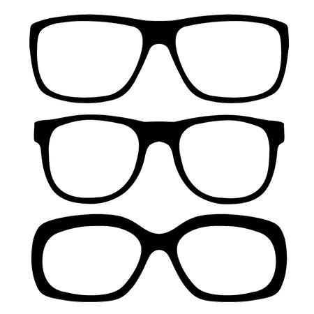 eyeglasses: Eyeglasses set