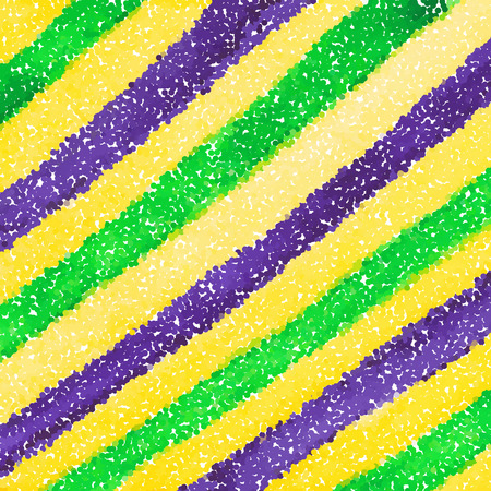 orleans: Mardi Gras dot background Illustration