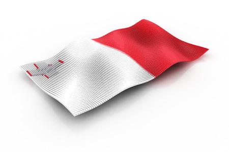 malta: the Malta flag