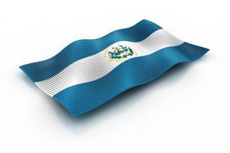el: Flag Of El Salvador