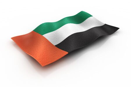 emirates: flag of United Arab Emirates