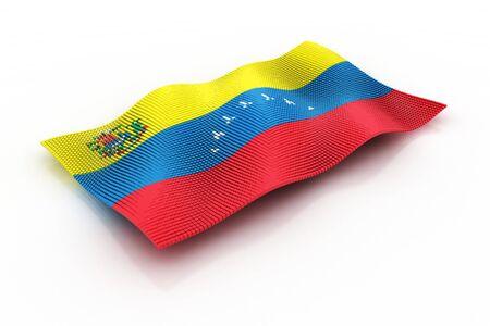 venezuela: flag of Venezuela