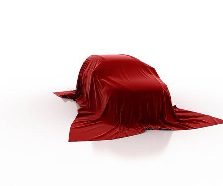 car covered with velvet