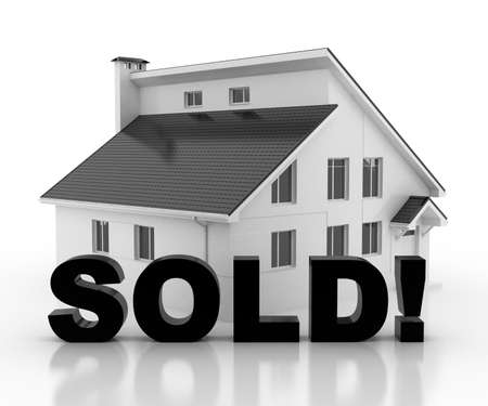 property for sale: property for sale Stock Photo