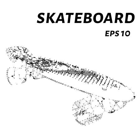Skateboard Schematics Vector Wire Center