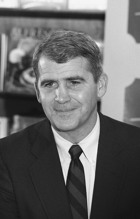 lieutenant: London, England - November 25, 1991 - Oliver North, former U.S. Marine Corps Lieutenant Colonel involved in the Iran-Contra affair ( known as Irangate), attends a book signing event. Editorial