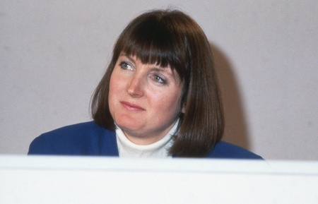 deputy: London, England - December 12, 1990 - Harriet Harman, Labour party Member of Parliament for Peckham, attends a press conference. In June 2007 she was elected Deputy Leader of the Labour party.