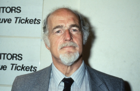 lancashire: Blackpool, England - September 4, 1989 - John Morton, General Secretary of the Musicians Union, attends the Trades Union Congress. He is now President Emeritus of the International Federation of Musicians.