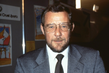 richard: Brighton, England - October 1, 1991 - Richard Caborn, Labour party Member of Parliament for Sheffield Central, attends the party conference.
