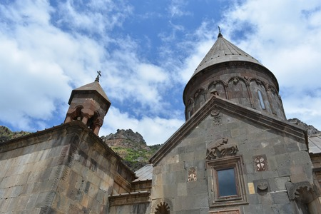 Armenian monastery, Geghart