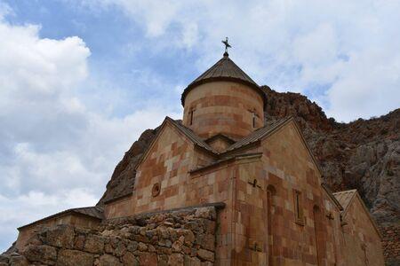 Armenian monastery, Noravanq