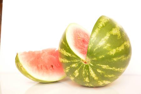 sliced watermelon: Watermelon, sliced