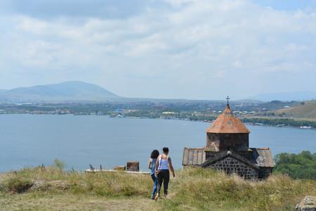 Lake Sevan, christian church