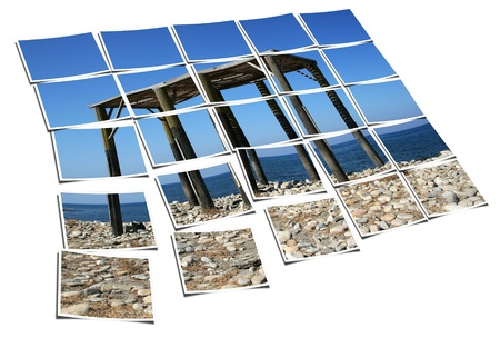 Think perspectively, have a plan, see a bigger picture. Stock Photo - 10850180