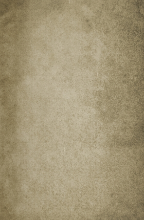 Old brown paper background with canvas texture. Space for text.