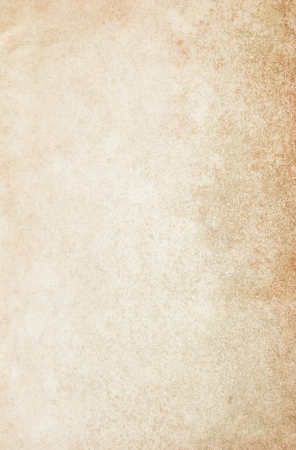 Brown grunge background. Copy-space. Detailed texture. Stock Photo