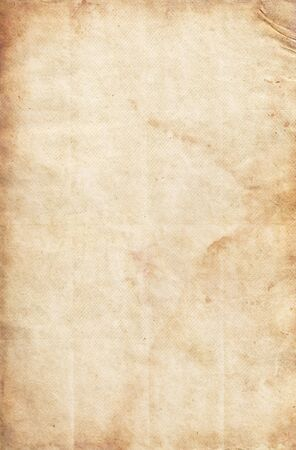 creasy: Dirty brown paper background.