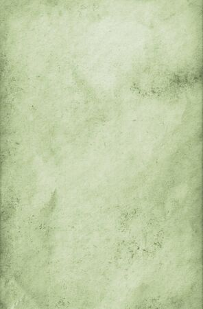 Green grunge background with detailed texture. Stock Photo