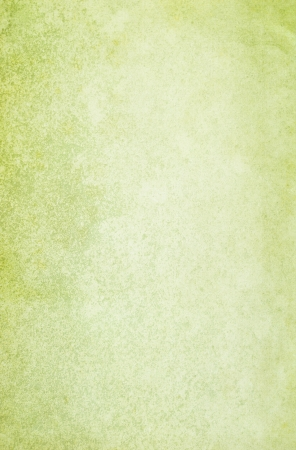 Green vintage background. Canvas texture. Copy-space.