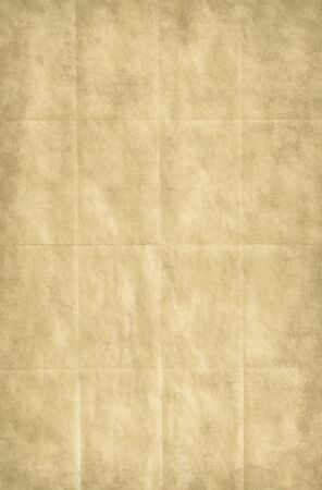 Old brown paper background. Copy-space. Stock Photo