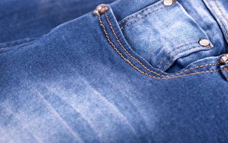 Blue jeans Stock fotó